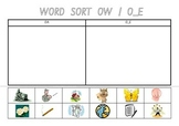 Picture Sort OW or O_E
