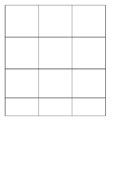Picture Sort for Rights, Responsibilities, and Privileges