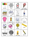 Picture Sort for Science Unit on Matter