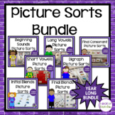 Picture Sorts Bundle for Guided Reading