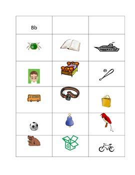 Picture Sorts - Phonics, Vocabulary Instruction
