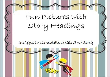 Picture Story Ideas (Part 3)
