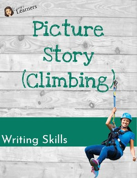 Picture Story Worksheet (Climbing)