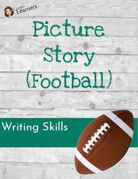 Picture Story Worksheet (Football)