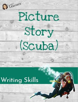 Picture Story Worksheet (Scuba)