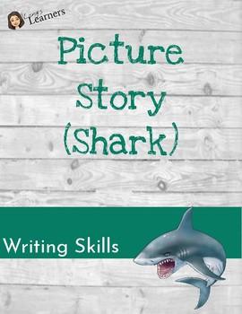 Picture Story Worksheet (Shark)