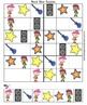 Picture Sudokus (1 easy, 2 medium, and 1 hard puzzle)