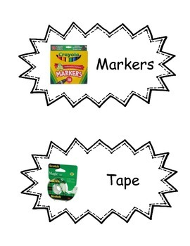 Picture Supply Labels
