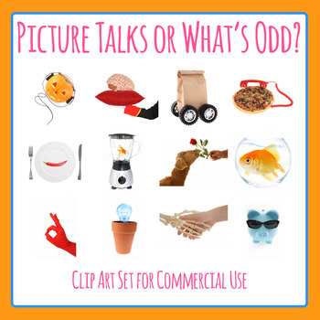 Picture Talk Photos - What's Odd - Unusual Photographs Clip Art Commercial Use