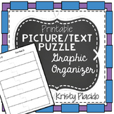 Picture/Text Puzzle Graphic Organizer
