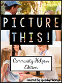 Picture This! Language Worksheets Using Real Pictures - Co