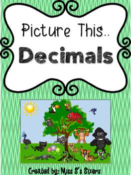 Picture This..Decimals! 6.NS.3
