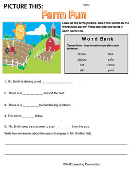 Picture This: Farm Fun and Safety