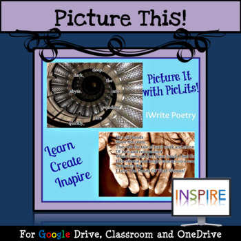 Picture This!  Poetry Projects Based on a Digital Image -