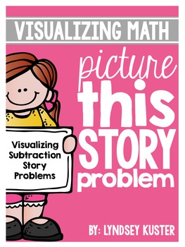 Picture This Story Problem! {Solving Subtraction Story Problems Within 20}