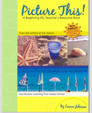 Picture This Vocabulary Bundles_A Free Sample Unit