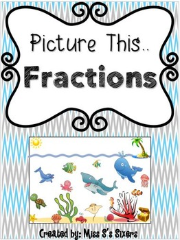 Picture This..Fractions! 6.NS.1