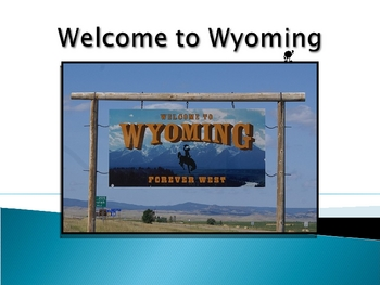 Wyoming PowerPoint Presentation