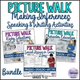 Picture Prompts Bundle: Speaking, Making Inferences, and Writing