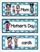 Picture Word Cards Spring Bundle K-3