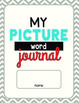 Picture Word Journal