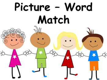 Picture - Word Match