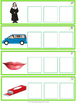 Picture-Word Match Spell CVC Word Gr. 1