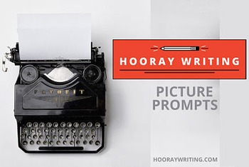 Picture Writing Prompt Cards