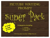 Picture Writing Prompt Super Pack