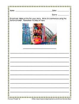 Writing Prompts and Rubrics