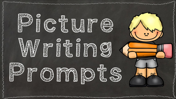 Picture Writing Prompts for Narrative Writing
