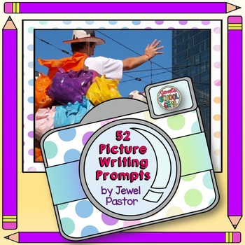 Picture Writing Prompts Activities