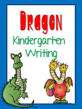Picture Writing Prompts (Dragon Theme)