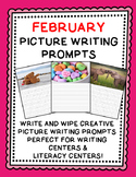 Picture Writing Prompts {February}