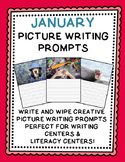 Picture Writing Prompts {January}