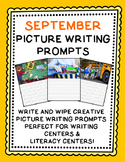 Writing Prompts {Picture Writing Prompts for September}