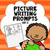 Labeled Picture Writing Prompts- Set 2