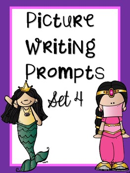 Picture Writing Prompts (Set 4)