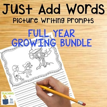 Picture Writing Prompts for the Entire Year - Perfect Writing Center