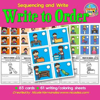 Creative Writing Skills - Writing in Sequence