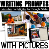 Picture Writing Prompts {with real photos}