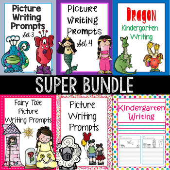 Picture Writing SUPER Bundle