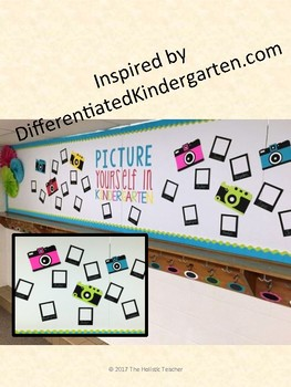 Picture Yourself Printable Bulletin Board