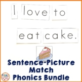 Picture and Sentence Match Growing Bundle