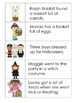 Picture and Sentence Match Up Cards:  Set 2--25 Pairs for