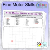 Picture grid (29 distance learning worksheets for Hand-eye