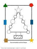 """Picture-n-Frame™  """"Christmas-Shapes Design 3"""""""