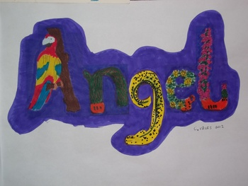 Picture name Angel