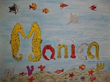 Picture name Monica
