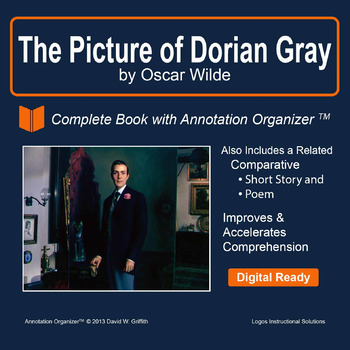 The Picture of Dorian Gray -Oscar Wilde:Digital Book Bundl